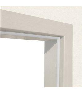 Profilierte Zarge - Kiefer Roh - Massiv