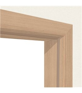 Türzarge CPL - Arctic Weiß