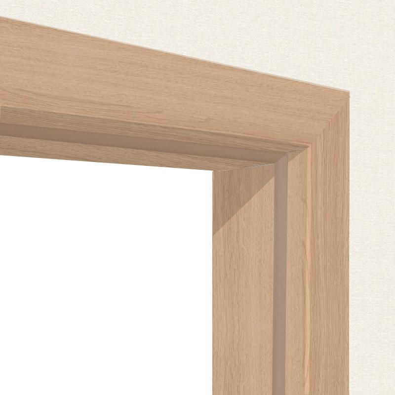 Favorit Türzarge günstig - wtg2-Portalit-a222 Türzarge CPL - Arctic Weiß MH68