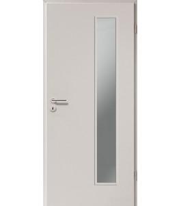 Holztüren - Türblatt CPL - Ferrum mit Lichtausschnitt LA-1B