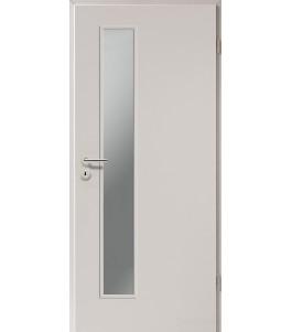 Holztüren - Türblatt CPL - Ferrum mit Lichtausschnitt LA-1D