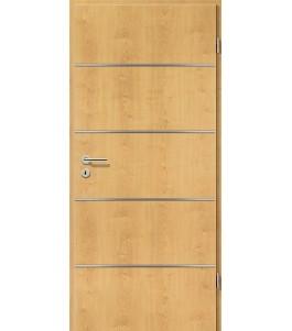 Lisenen-Türen - Ahorn Rustikal