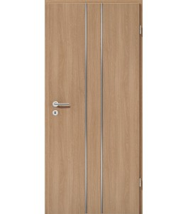 Lisenen-Türen - Eiche Italia-3501