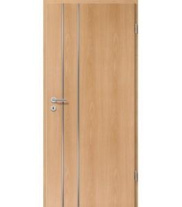Lisenen-Türen - Buche-3502