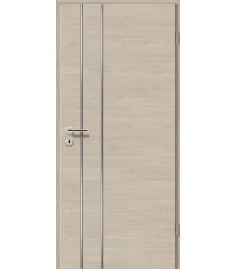 Lisenen-Türen - Platineiche Cross-3602