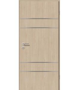 Lisenen-Türen - Bernsteineiche-3604