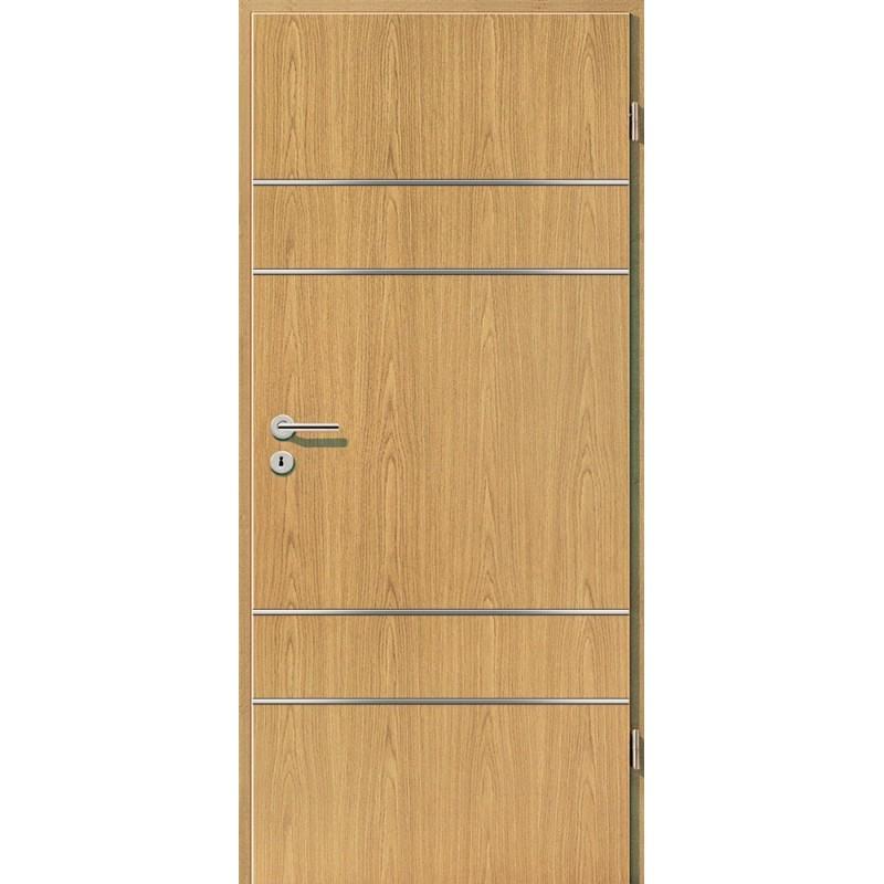 Fabulous Innentüren günstig - wtg2-Lineo-3504-eib310 Lisenen-Türen - Eiche YT88