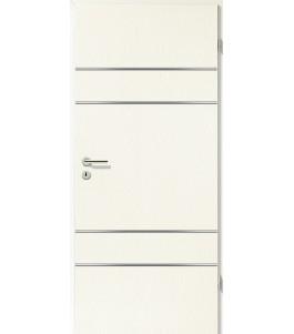 Lisenen-Türen - Esche Weiß-3504