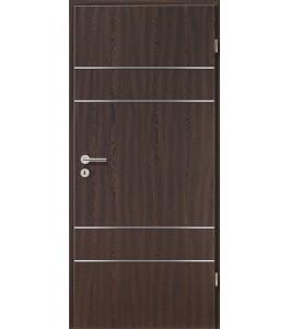 Lisenen-Türen - Wenge-3504
